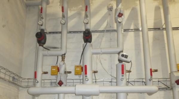 Bygherrerådgivning vedr. tekniske installationer i nybyggeri i forbindelse med LIDL Emdrup.