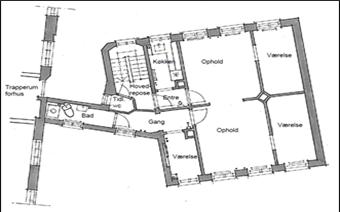 Projektet Lille Kannikestræde består af etablering af ny elevator samt ombygning og etablering af eksisterende lejligheders køkken og badeværelse.