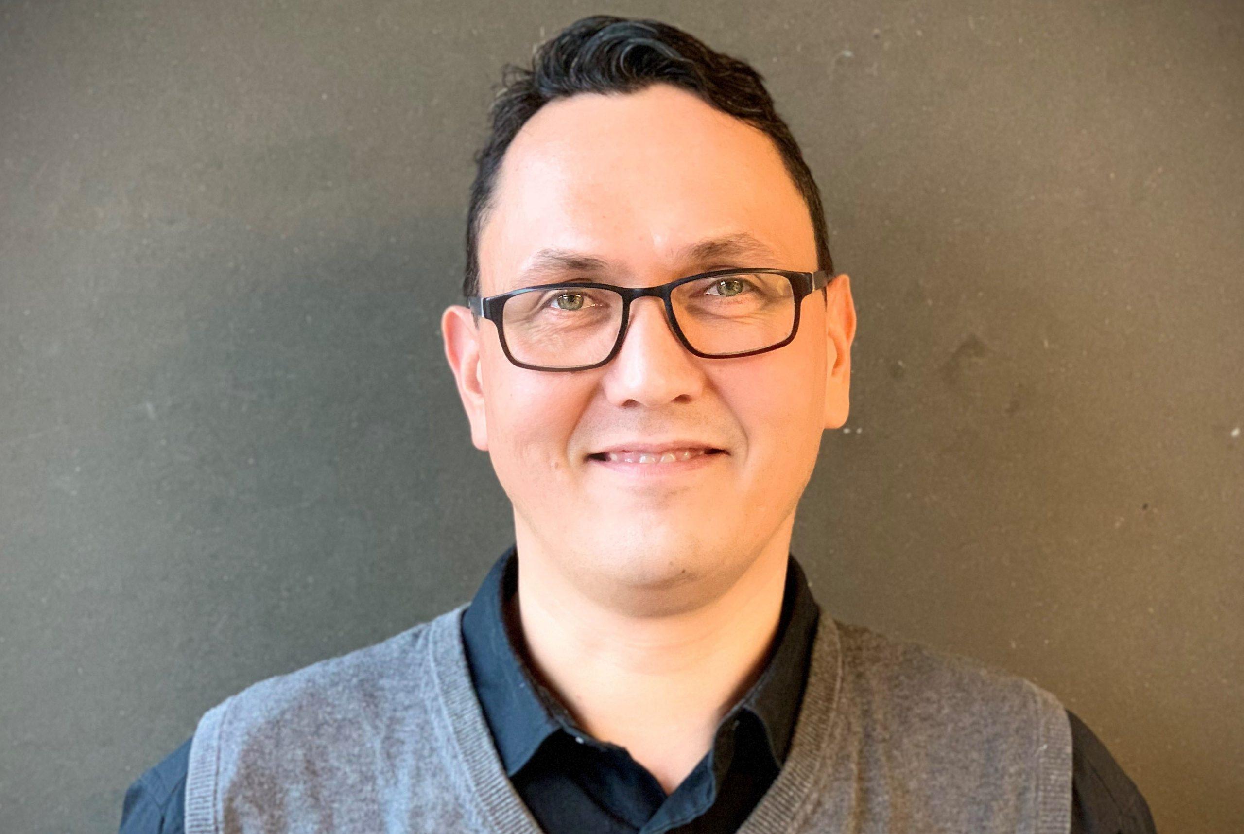 Kontakt SINUZ Projektleder Rasmus Thode Christensen