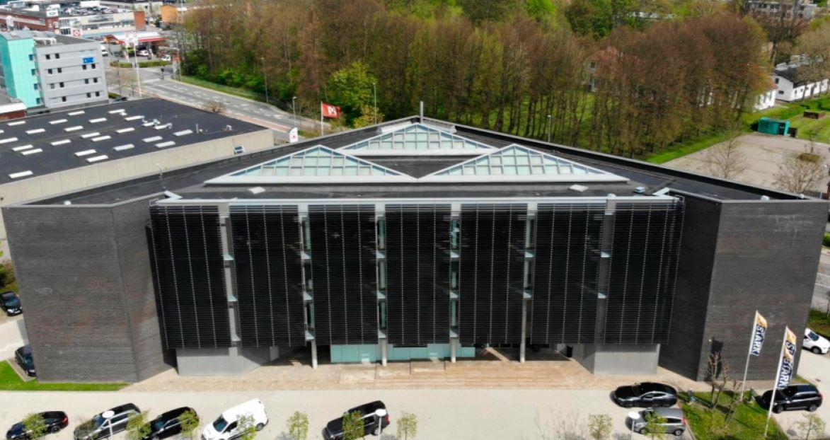 SINUZ udfører følgende ydelser på projektet, Knud Højgaards Vej: Ingeniørprojektering af VVS, ventilation, energi og indeklima og rådgivning i forbindelse med DGNB og commissioning.