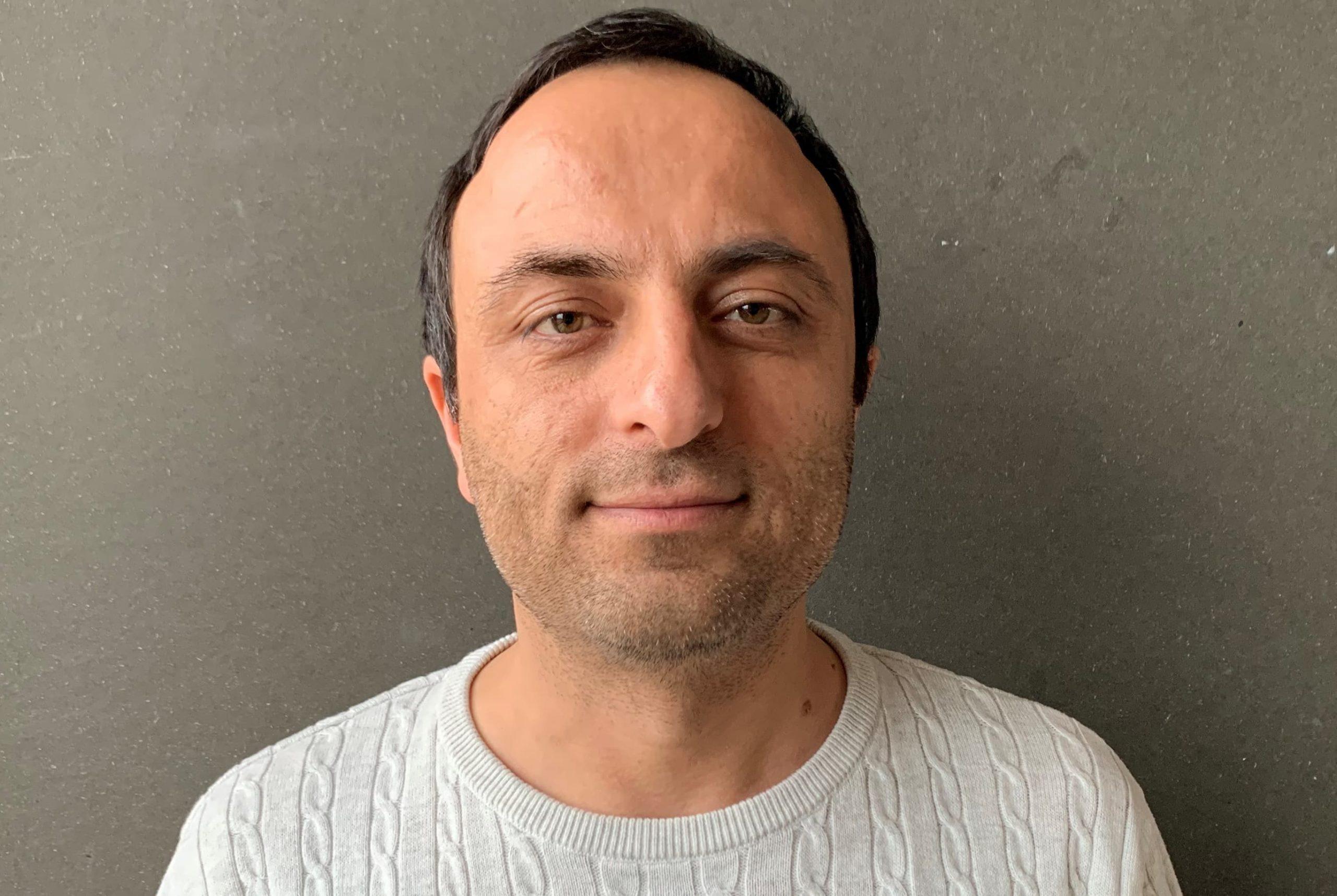 Kontakt SINUZ projektleder, Asadullah Rasul