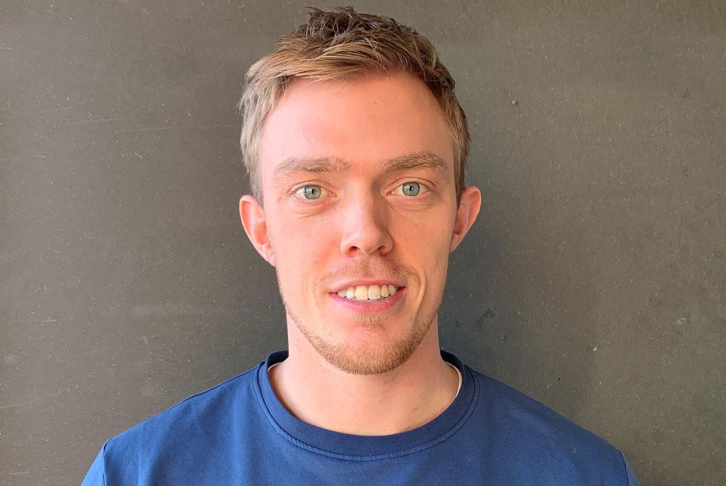 Jeppe Storm Smedegaard, studiemedarbejder i SINUZ